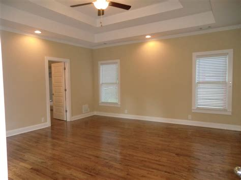 huge master bedroom with double trey ceiling vision