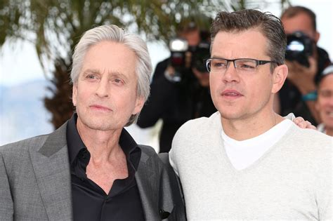michael douglas matt damon cannes 2013 the candelabra premiere draws tears