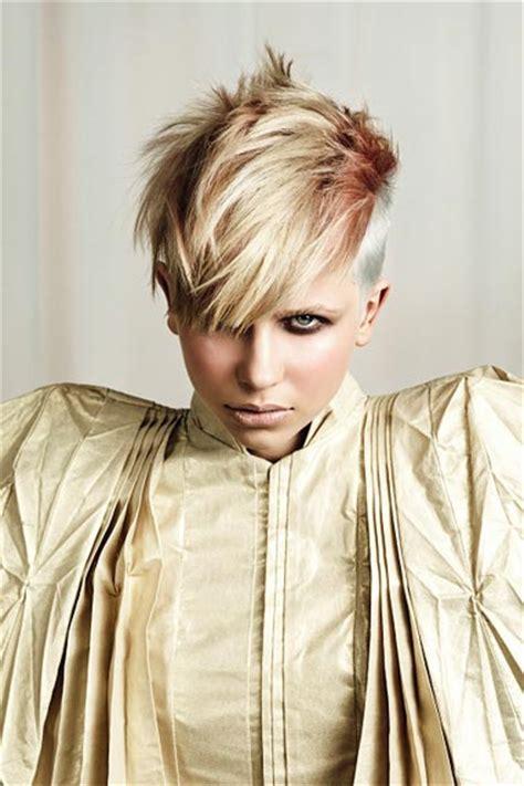 xtreme align hair cut pixie faux hawk mullet fohawk hairstyles for women 17