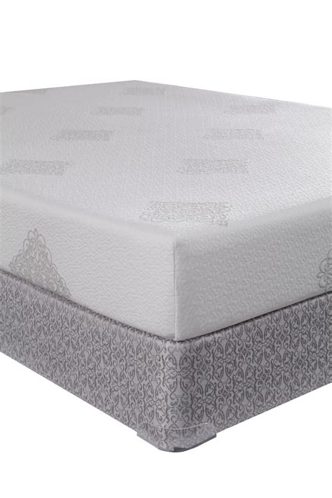 sealy posturepedic comfort series sealy comfort series ocean pointe gel memory foam queen