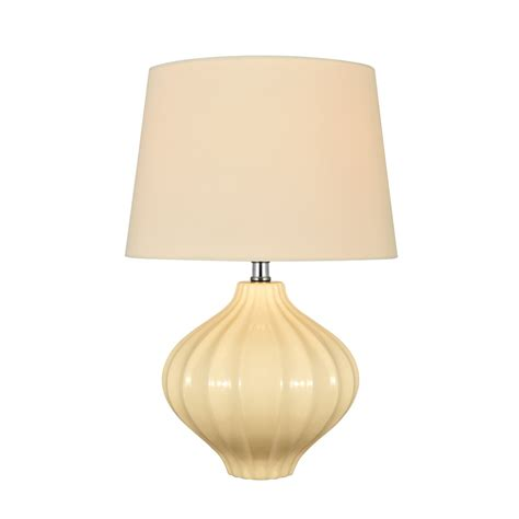 Lite Source Gordana 1 Light L In Ivory Ceramic