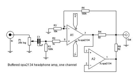 audio lifier output capacitor op does audio op circuit needs output capacitors electrical engineering stack exchange