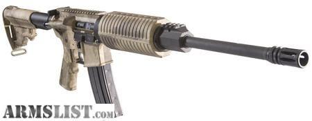 armslist for sale: dpms rfa3 oc atacs camo ar 15