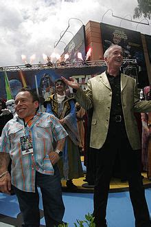 anthony daniels ewoks davis with fellow star wars actor anthony daniels in 2010