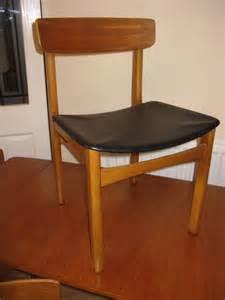 antiques atlas retro teak table chairs