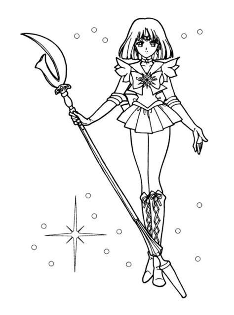 7 images of sailor moon mars coloring pages sailor mars