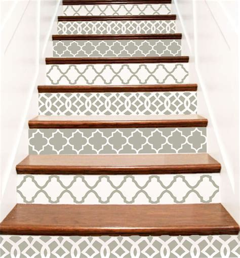 Stair Riser Decor by Best 10 Tile Stairs Ideas On Stairway Tiled
