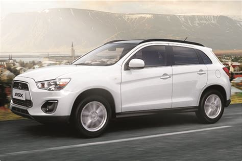 mitsubishi asx 2015 2015 mitsubishi asx pictures information and specs