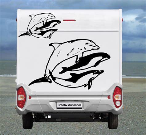 Wohnmobil Aufkleber Delphin by Delfine Aufkleber Set F 252 R Das Wohnmobil Neues Motiv