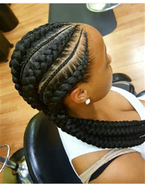 latest ghana weave on 10 latest and stunning ghana braids style with pictures
