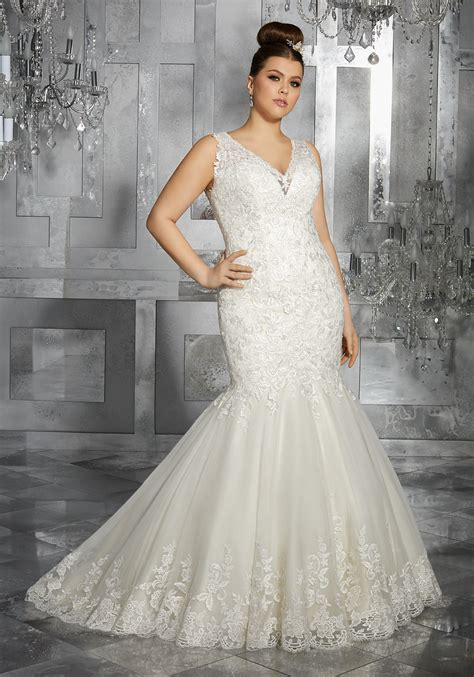 Wedding Dress by Minerva Wedding Dress Style 3223 Morilee
