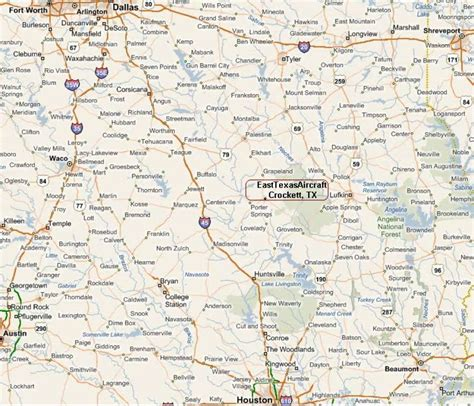 east texas map map of east texas pictures to pin on pinsdaddy