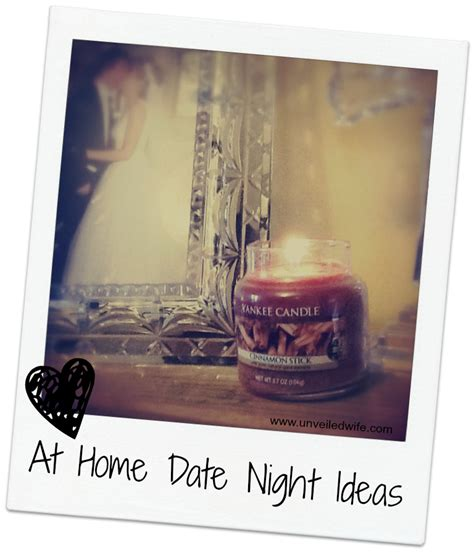 8 creative at home date ideas