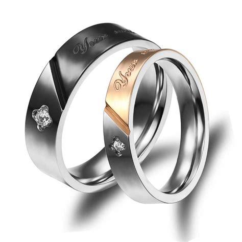 Cincin Kawin Cincin Tunangan Pernikahan Superman Silver model cincin tunangan terbaru murah sederhana situs
