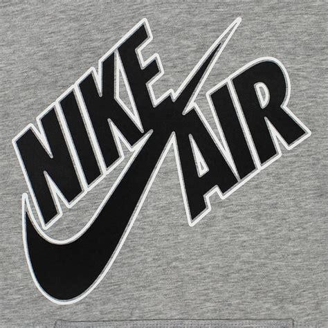 Hoodie Nike Sweater Nike Nike Logo nike air max swoosh hoodie fleece kapuzenpullover sweater