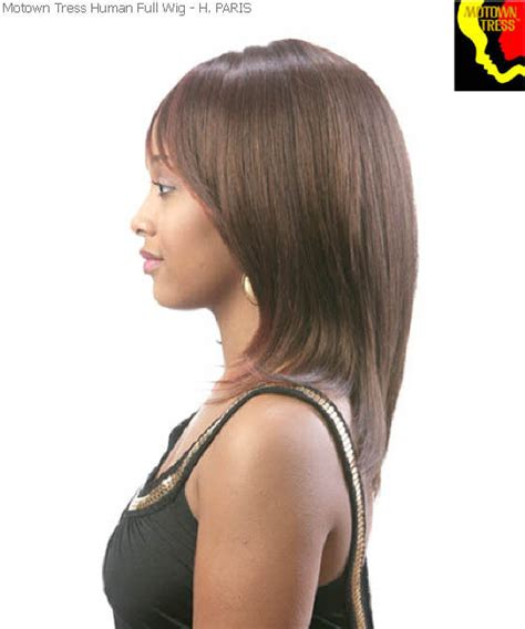 how to do motown hairstyles h paris motown tress human hair straight long layered