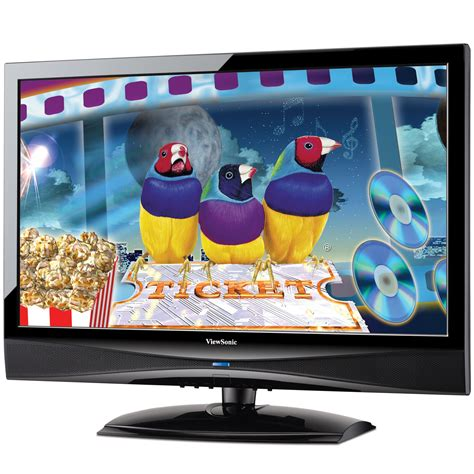 Tv Lcd Coocaa 24 viewsonic vt2430 24 inch 1080p lcd tv review
