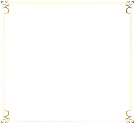 decorative border in photoshop decorative border png transparent free images png only