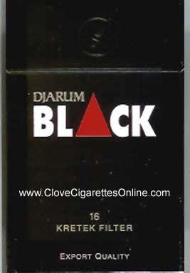 Soerna Mild 16 djarum clove cigarettes