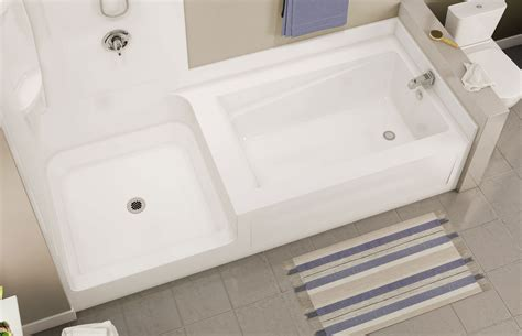 Acrylic Bathtub Shower Combo by Jetted Bathtubs Vintage Corner With Cool Showers For Small