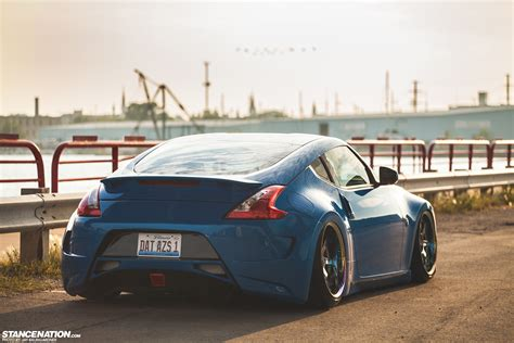 nissan 370z stance nissan stance 370z wallpapers hd desktop and mobile