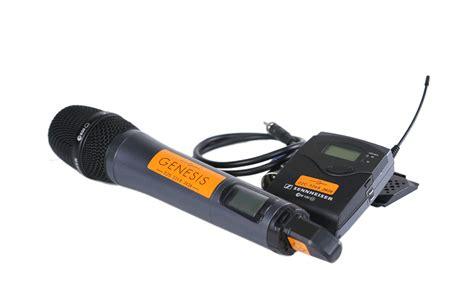 Microphone Waireless Sennheiser Ew3000 G3 sennheiser ew135 g3 radio microphone genesis plus