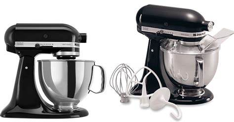 kitchen aid mixer rebate kitchenaid 5 quart mixer 157 99 shipped after mail in rebate save on cuisinart cooking set