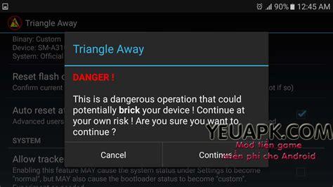 reset knox samsung s4 triangle away v3 26 full reset knox 0x1 th 224 nh 0x0 cho