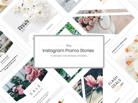 Instagram Promo Stories Templates Freebie Download Photoshop Resource Psd Repo Instagram Promo Template