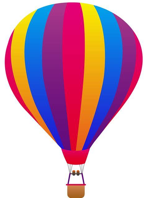 air balloon l air balloon clipart best
