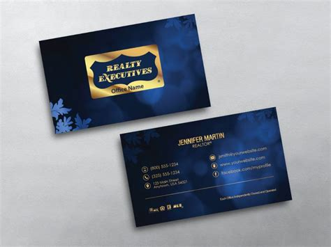 Realty Executives Business Cards Templates by 9 Best Realtor Business Card Inspiration Images On