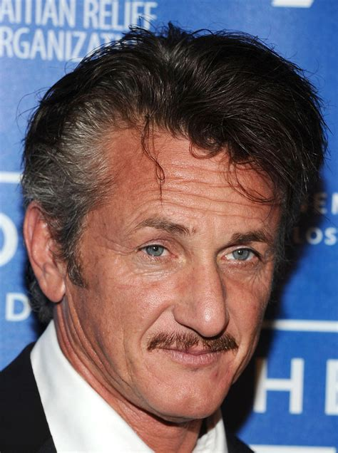 sean penn hairstyles sean penn famous facial hair stylebistro