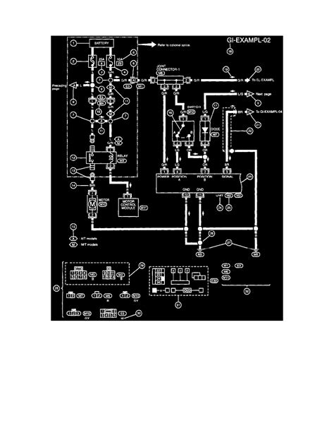 nissan d21 z24i wiring diagram electrical schematic