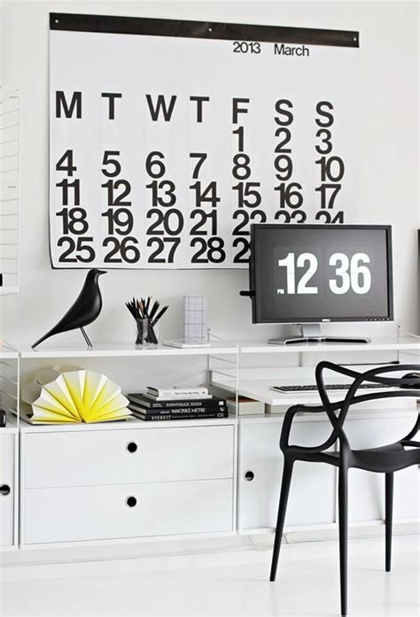 Dekoration Modern 2245 by This Entire Setup So Nordic So Black And White Yet