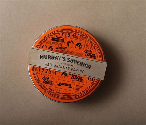 Promo Pomade Murray S Superior 17 best images about pomade on the gentleman