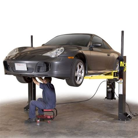 inspiring portable car lifts for home garage 7 portable 2
