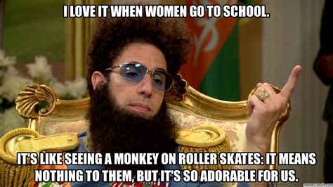 The Dictator Memes - funny quotes from the dictator quotesgram