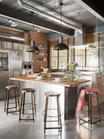 Industrial Kitchen Design 47 Incredibly Inspiring Industrial Style Kitchens