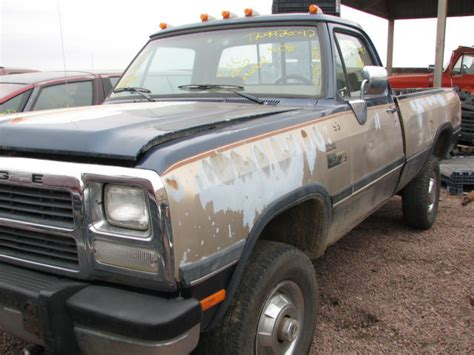 1992 Jeep Parts 1992 Dodge 250 4x4 Transfer 19851735
