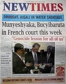 Genocide In Rwanda Essay by Opinions On The New Times Rwanda