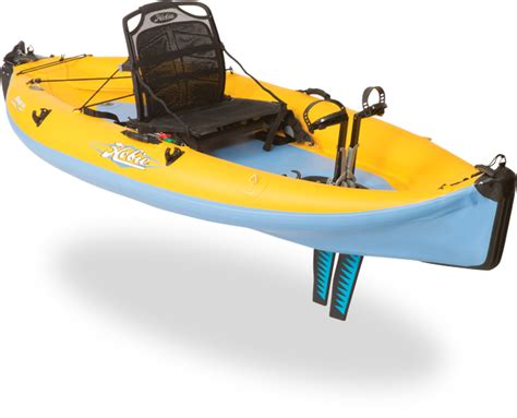 drift boat vs inflatable hobie kayaks outback oasis outfitter eclipse revolution
