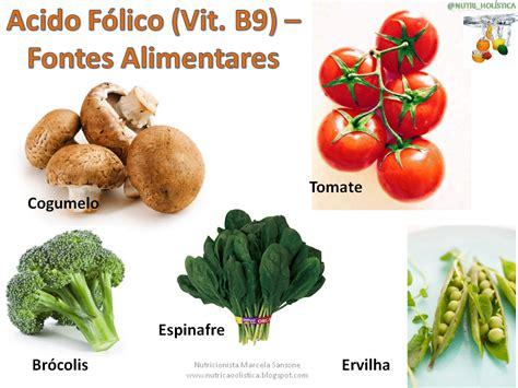 vitamina b9 alimenti vitaminas e minerais vitamina b9