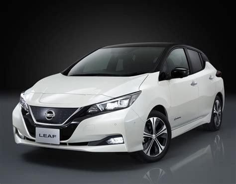 2019 Nissan Leaf by 2019 Nissan Leaf Price Release Date Specs Design