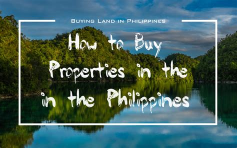 buying house in philippines buy real estate in philippines for foreigners the definitive guide