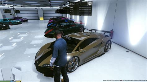 Gta 5 Single Player Garage by Fully Loaded Single Player Garages Mods Pour Gta V Sur
