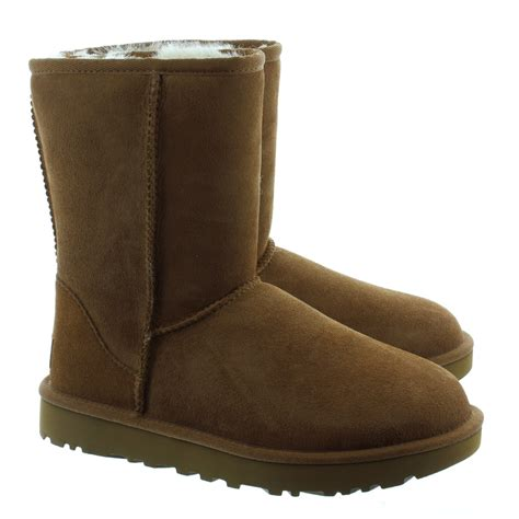 ugg boots classic ugg classic ii boots in chestnut in chestnut