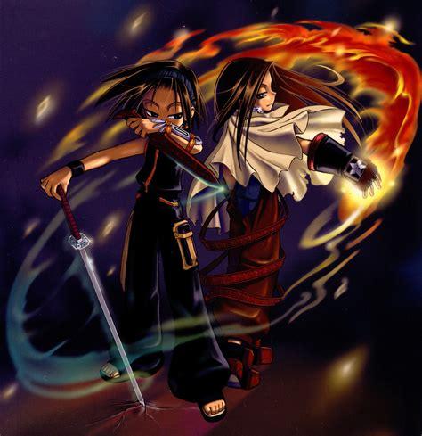 shaman king iskans network skanart shaman king