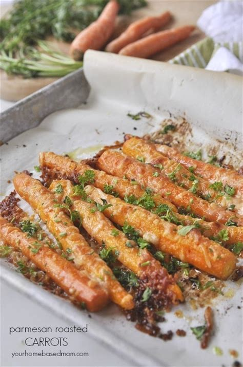 parmesan roasted parmesan roasted carrots your homebased mom bloglovin