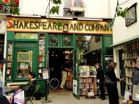 Wall Shelves For Books shakespeare and company literary paris historic