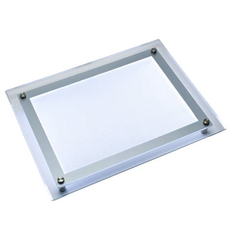 Led Light Box by Ultra Thin Led Stencil Tracing Light Box Table Ebay